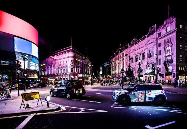 MINI Art Beat - Londres - 2