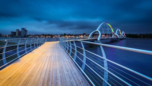 Sölvesborg Bridge -  8