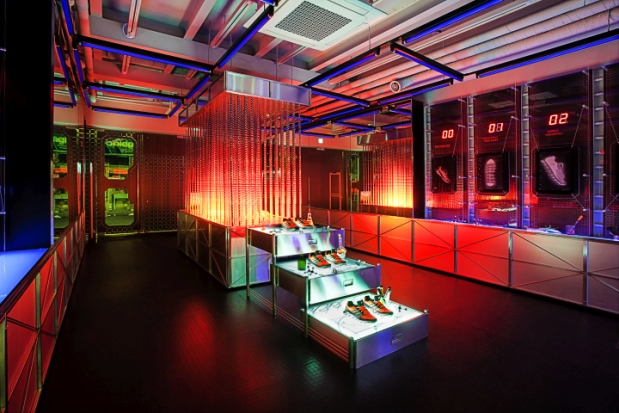 Adidas Springblade «Innovation Lab» - 1