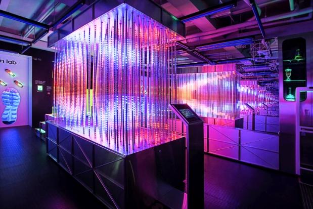 Adidas Springblade «Innovation Lab» - 2