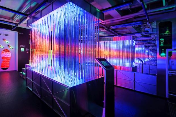 Adidas Springblade «Innovation Lab» - 3