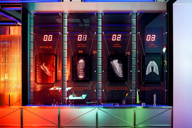 Adidas Springblade «Innovation Lab» - 4b