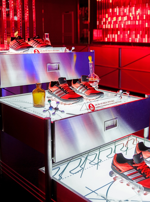 Adidas Springblade «Innovation Lab» - 7d