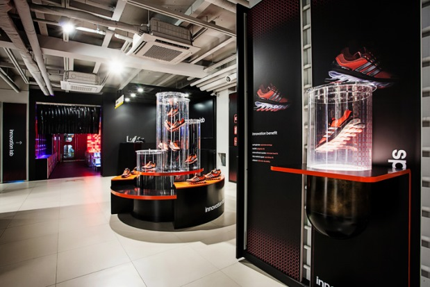 Adidas Springblade «Innovation Lab» - 8