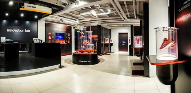 Adidas Springblade «Innovation Lab» - 8c
