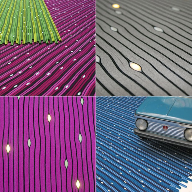 CelI Led Carpet - Lama Concept - 5