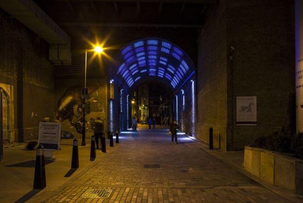 Clink Street Bridge Tunnel - 3