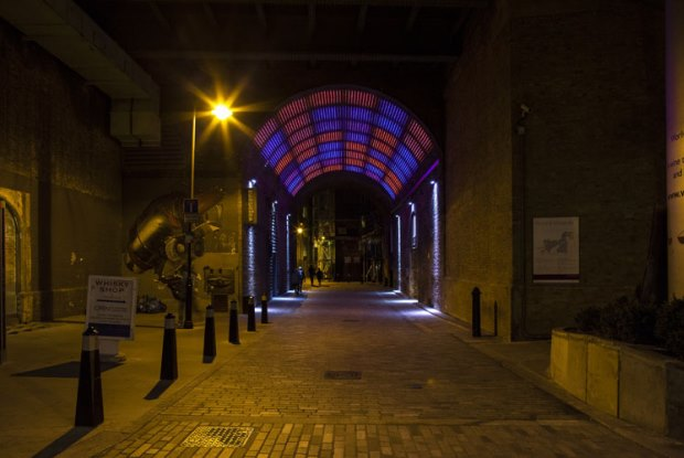 Clink Street Bridge Tunnel - 4