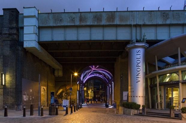 Clink Street Bridge Tunnel - 6