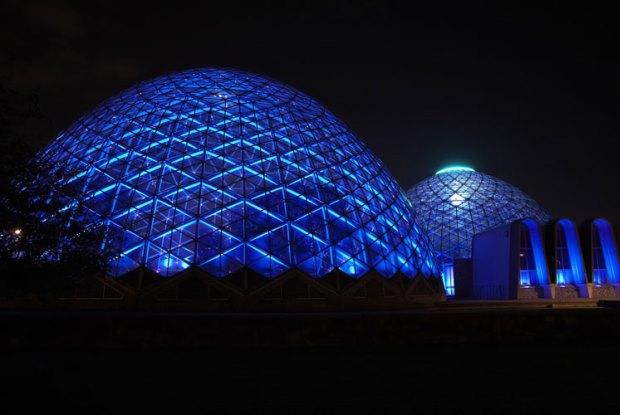 Mitchell Park Domes - 1b