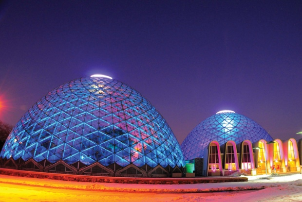 Mitchell Park Domes - 3