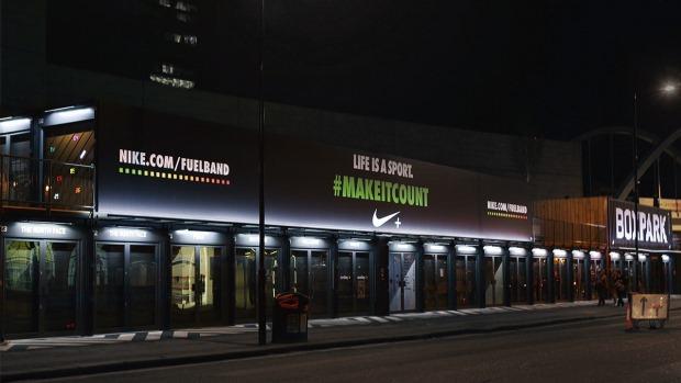 Nike+ Fuelstation - 12