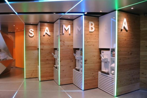 Samba Swirl - 10
