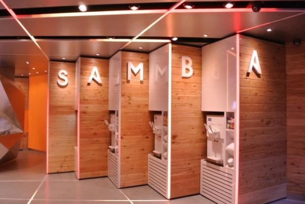 Samba Swirl - 11