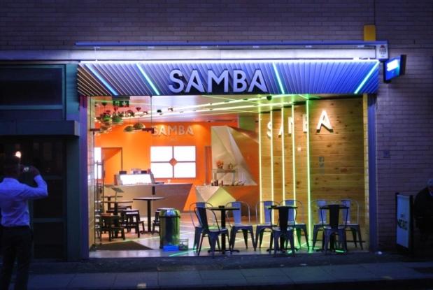 Samba Swirl - 19