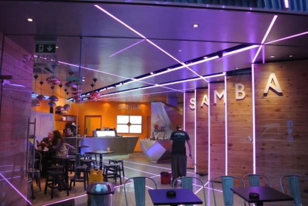 Samba Swirl - 2