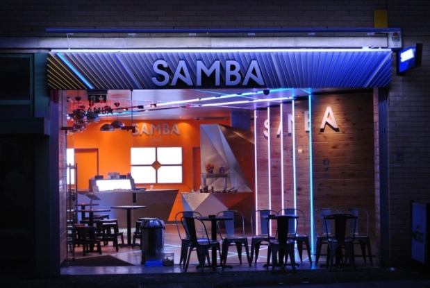 Samba Swirl - 20