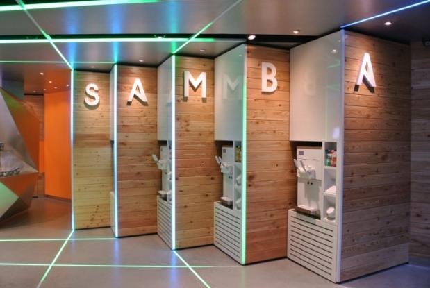 Samba Swirl - 9