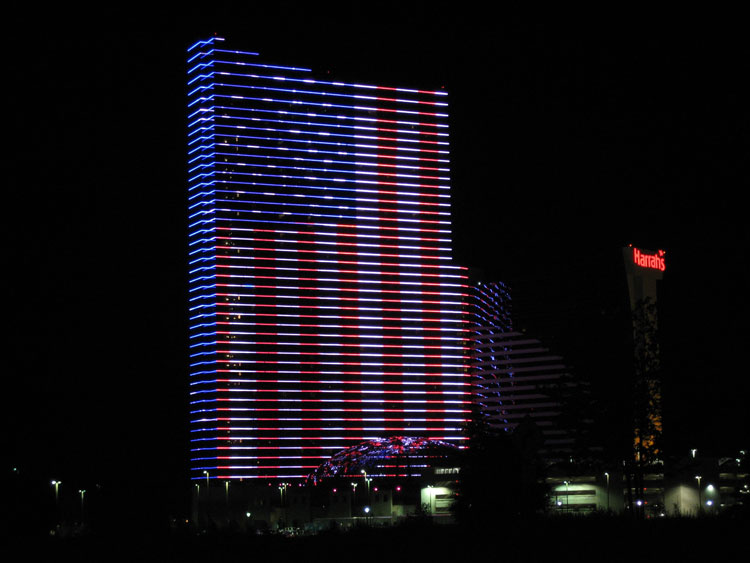 Harrah's atlantic city online casino