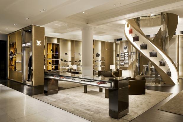 Louis Vuitton Selfridges -Londres - 1