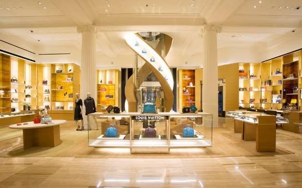 Louis Vuitton Selfridges -Londres - 1c