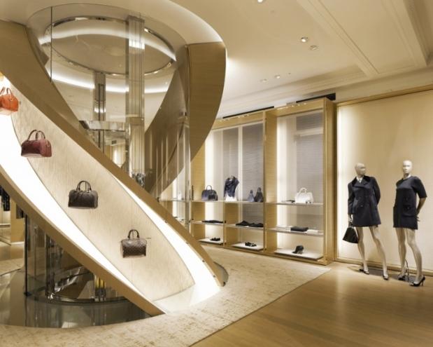 Louis Vuitton Selfridges -Londres - 3