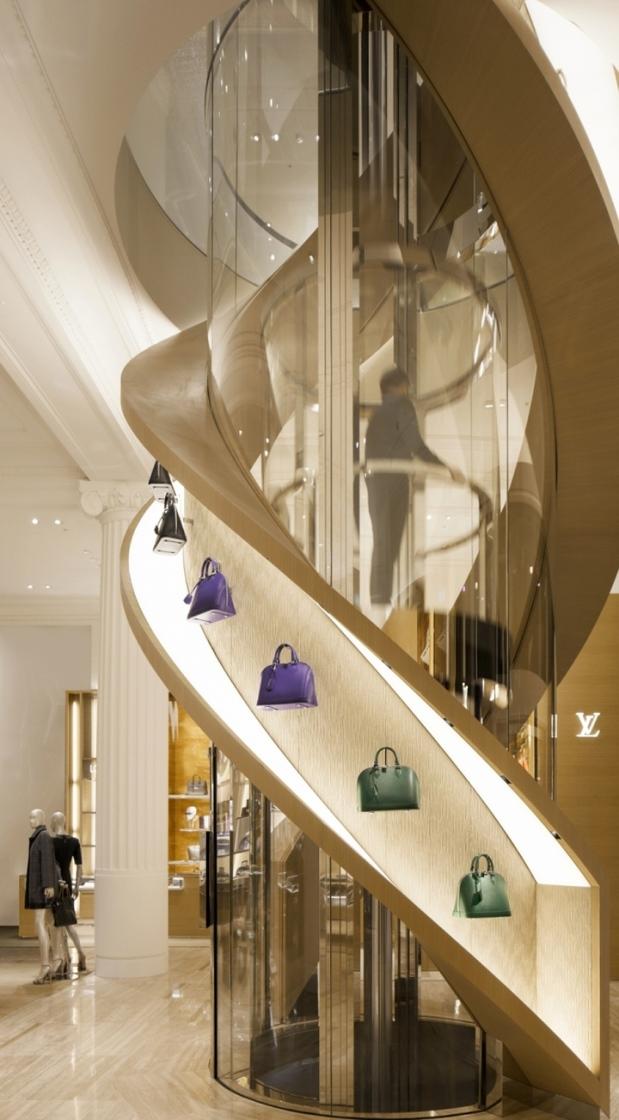 Louis Vuitton Selfridges -Londres - 5