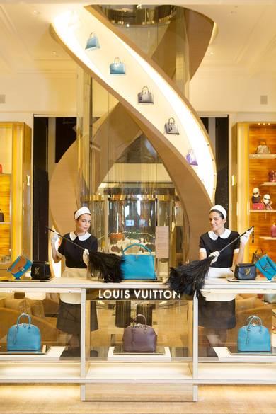 Louis Vuitton Selfridges -Londres - 6