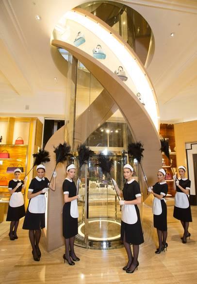 Louis Vuitton Selfridges -Londres - 7