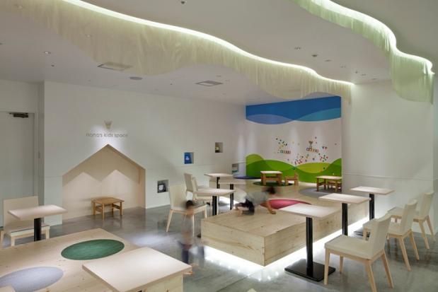 Nanas Green Tea Cafe - 1