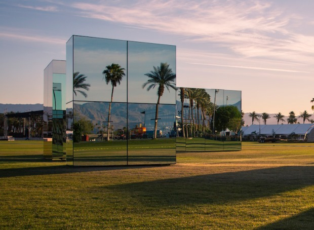 Reflexion Field - Phillip K Smith III - 10