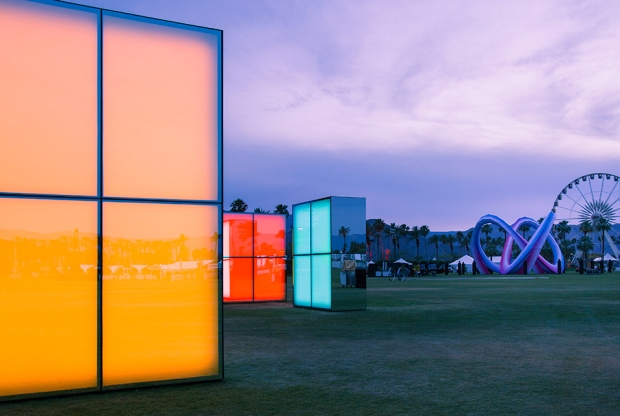 Reflexion Field - Phillip K Smith III - 2c