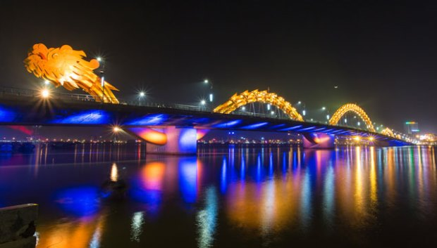 Dragon Bridge - Da Nang - 4