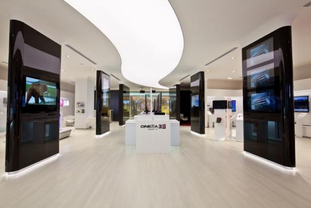 LG Store - Singapour - 2