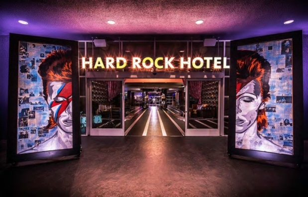 Hard Rock Hotel - Palm Springs - 1a