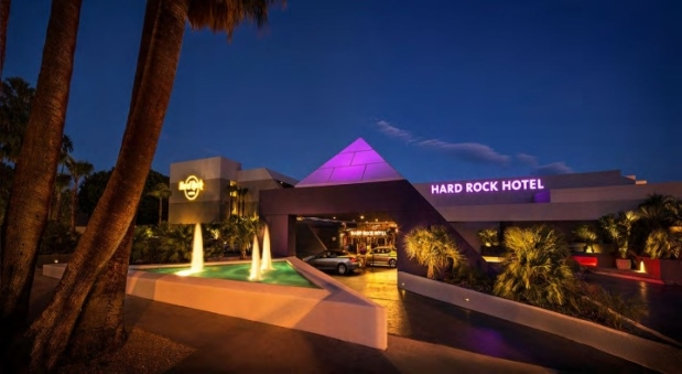 Hard Rock Hotel - Palm Springs - 30