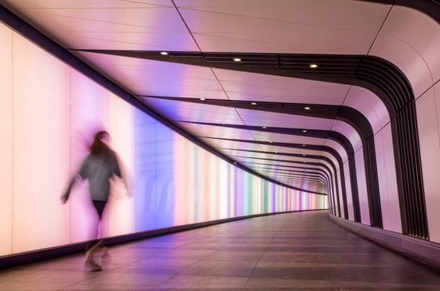 Kings Cross Tunnel - 1