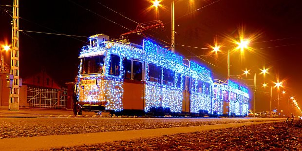Light Trams Installation - 17