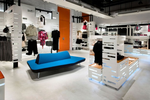 H&M - Barcelone - 12