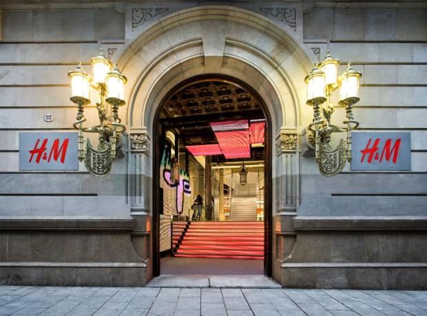 H&M - Barcelone - 3b