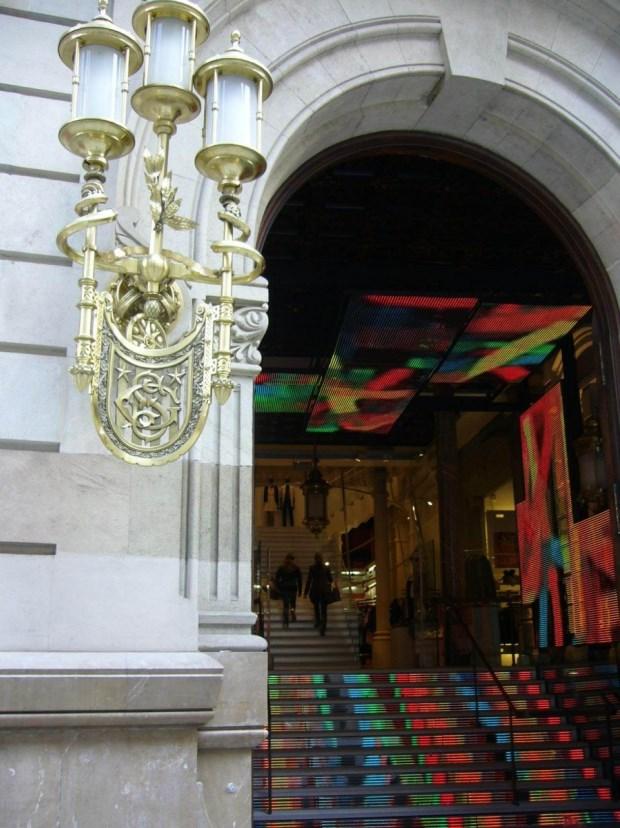 H&M - Barcelone - 3f