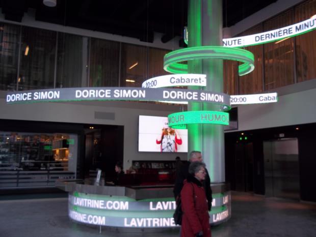 La Vitrine Culturelle - Montréal - 2d