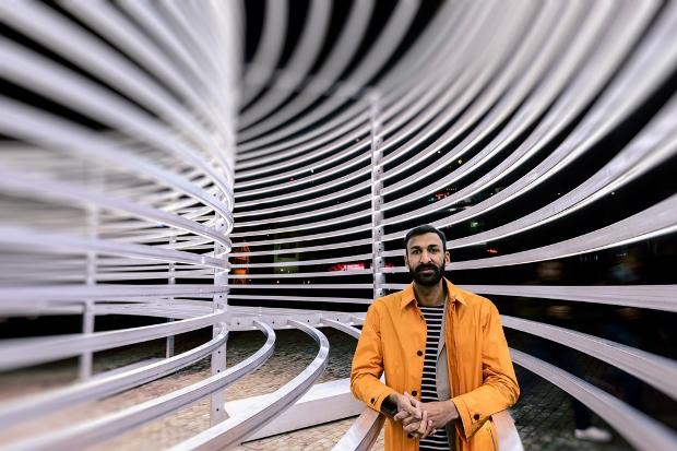 Radiant Lines -Asif Khan - 20
