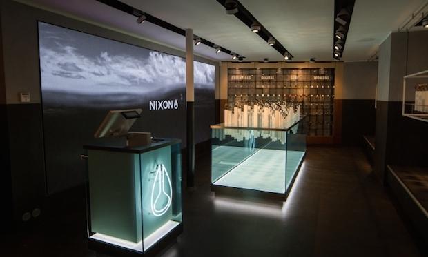 Nixon Store - Paris - 1