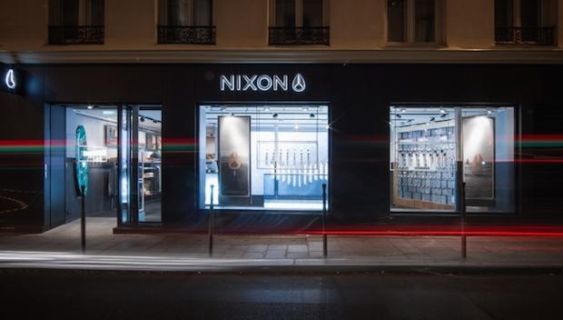 Nixon Store - Paris - 16