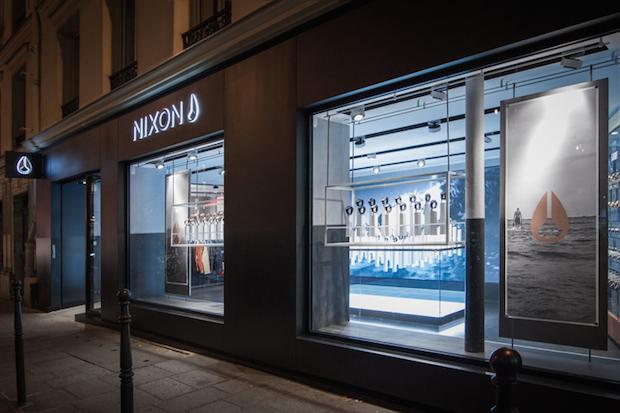 Nixon Store - Paris - 17