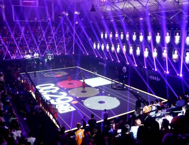 Rise Nike - House of Mamba - Shangai - 1