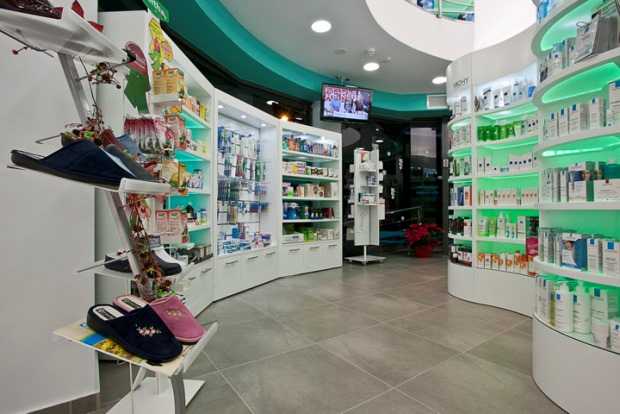 Tomaras Pharmacy - Kiato - 4