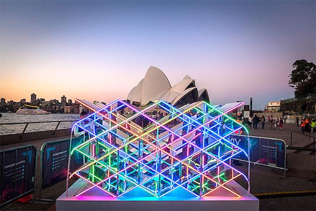 Kaleido-Wall 1.0 - Sydney - 1
