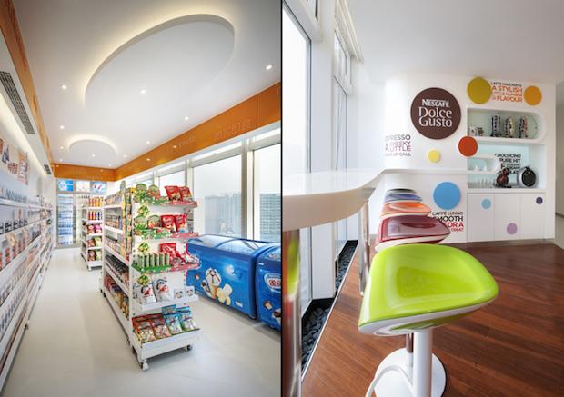 Nestlé Retail Collaboration Center - Pékin - 7